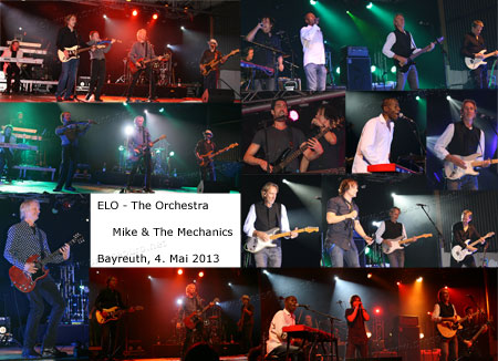 Mike and the Mechanics - ELO The Orchestra