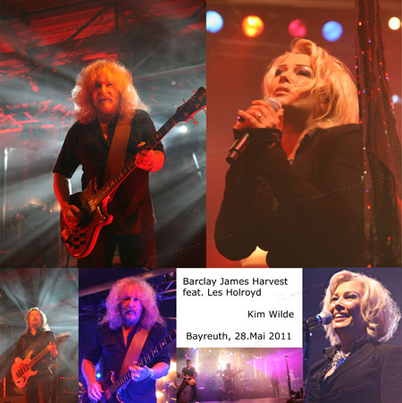 Kim Wilde - Barclay James Harvest