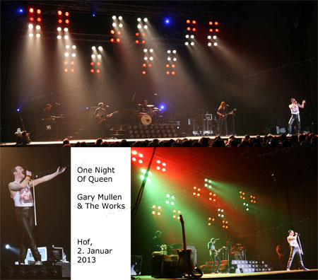 One Night of Queen - Gary Mullen & The Works
