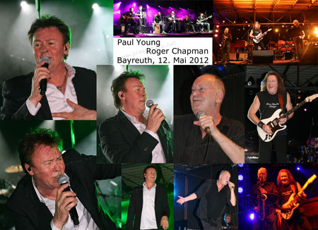 Paul Young - Roger Chapman